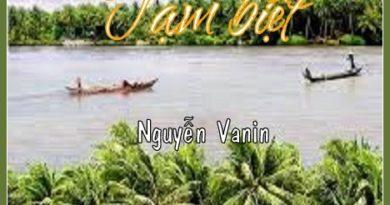 Tạm biệt của Nguyễn Văn In