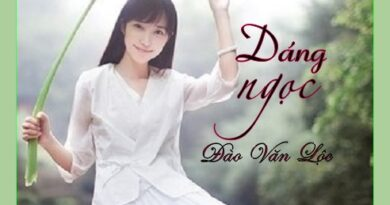 DÁNG NGỌC của Đào văn Lộc